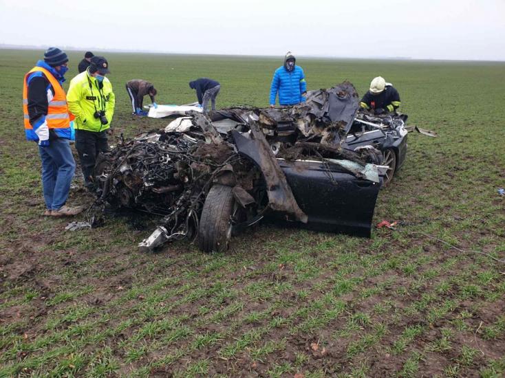 Polícia začala trestné stíhanie pre tragickú dopravnú nehodu pri Nových Zámkoch