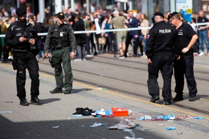 Prokurátorka zastavila trestné stíhanie voči útočníkovi na Obchodnej ulici