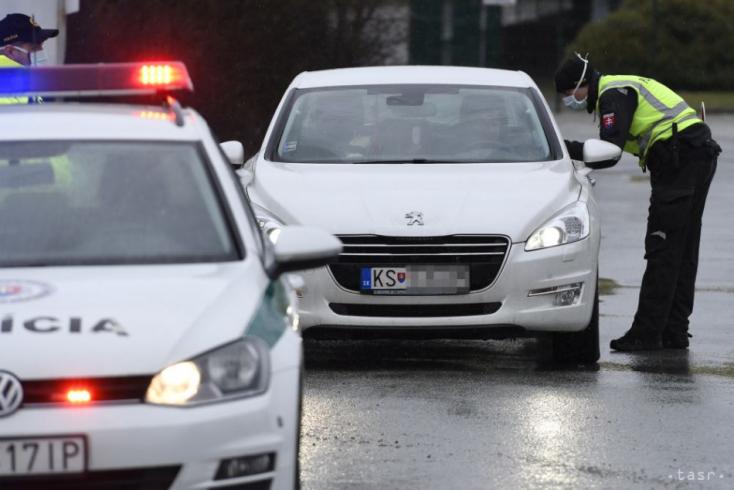 MV SR: Vodičov zastavuje falošný policajt