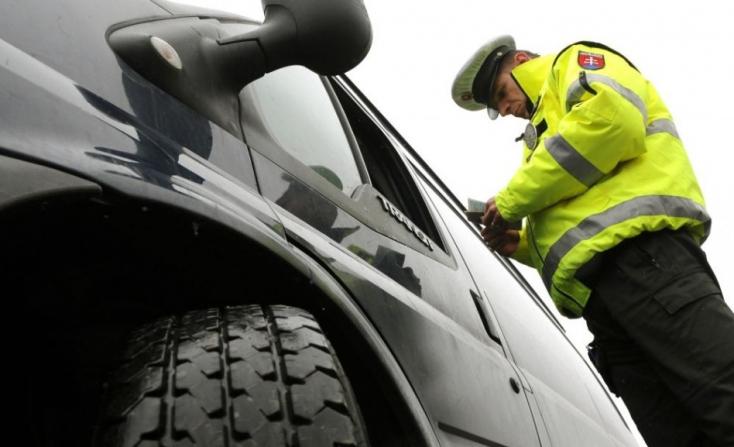 Polícia zadržala vodiča s dva a pol promile alkoholu v dychu