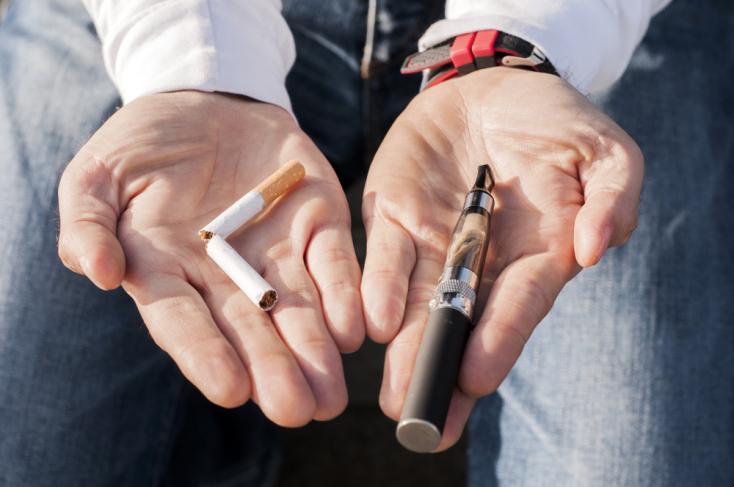 Vaping v USA a elektronické cigarety na Slovensku sú dva rozdielne svety