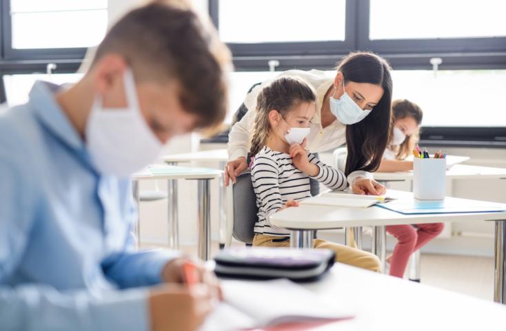 M. Krajčí: Rúška v školách sa ukázali ako veľmi efektívne opatrenie