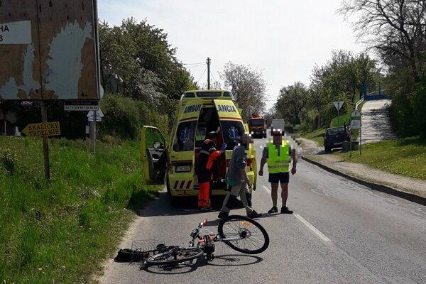 V Trnavskom kraji eviduje tri nehody cyklistov na elektrobicykli