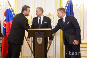 Kiska, Danko a Fico sa majú zaviazať k upokojeniu situácie v krajine
