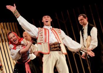 V bratislavské mestskom divadle vystúpia Šlask zPoľska a SĽUK