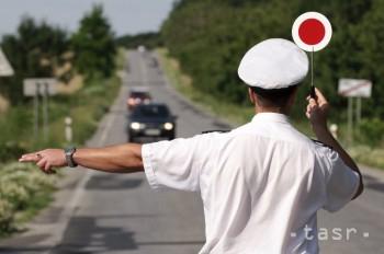 CESTNÝ PIRÁT: Pri obci Svinica prekročil povolenú rýchlosť o 70 km/h