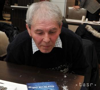 Prozaik a autor rozhlasových poviedok Ladislav Hrubý má 60 rokov