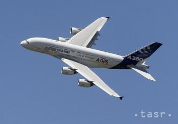 Na letecké dni v Sliači priletí Airbus A380 priamo z Toulouse