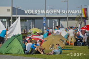 Priemysel v SR v júni spomalil, a to nielen pre štrajk vo Volkswagene