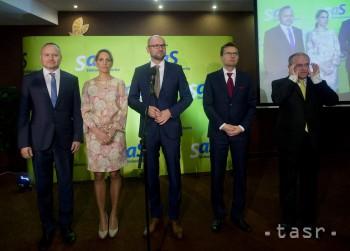 SaS zvolí nových členov Republikovej rady,Mihálovho nástupcu nevyberie