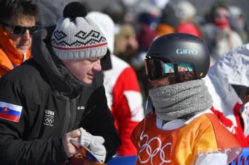 Prezident A. Kiska navštívil olympionikov v horskej dedine