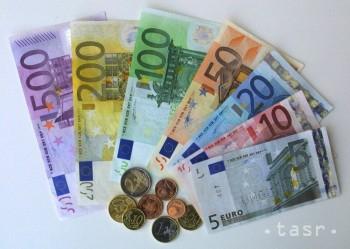 Priemerný starobný dôchodok dosiahol v júni 427,25 eura