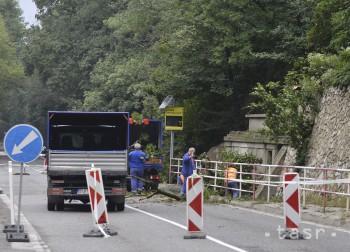 Bratislava plánuje vyhlásiť tender na sanáciu nad Devínskou cestou