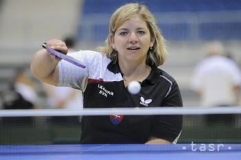 Bratislava zorganizuje paralympijské MS družstiev v stolnom tenise