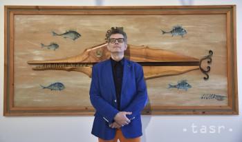 Výstava 60 políc Juraja Čuteka má v Danubiane veľký úspech