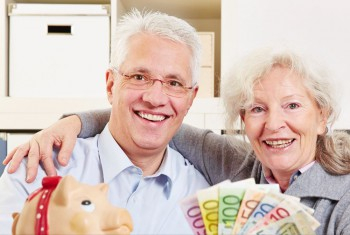 Priemerná výška predčasného dôchodku bola v auguste 406,04 eura