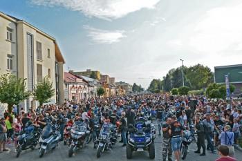 Tisíce motorkárov mieria na Zemplín