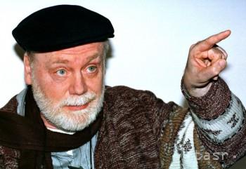 Pred 10 rokmi zomrel slovenský herec Pavol Mikulík