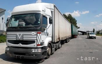 Košickí SBSkári odhalili opitého kamionistu z Litvy