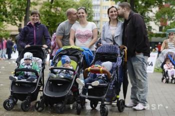 Služby včasnej intervencie využíva v SR takmer 500 rodín