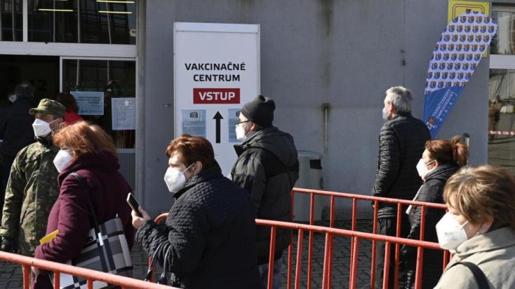 MZ SR upravilo prihlasovanie na očkovanie, aby nedochádzalo k podvodom