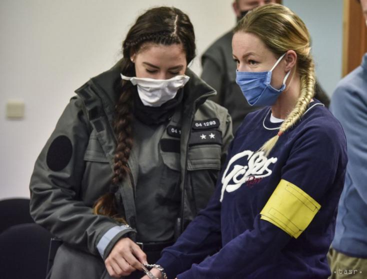 Pokračuje proces s vyššou súdnou úradníčkou Veronikou Š. v drogovej kauze