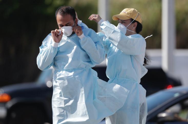 Zoznam vládnych opatrení na riešenie krízy okolo nového koronavírusu