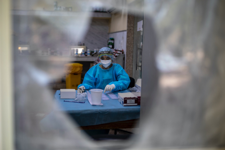 Pribudlo 117 prípadov COVID-19, počet obetí sa zvýšil o 13