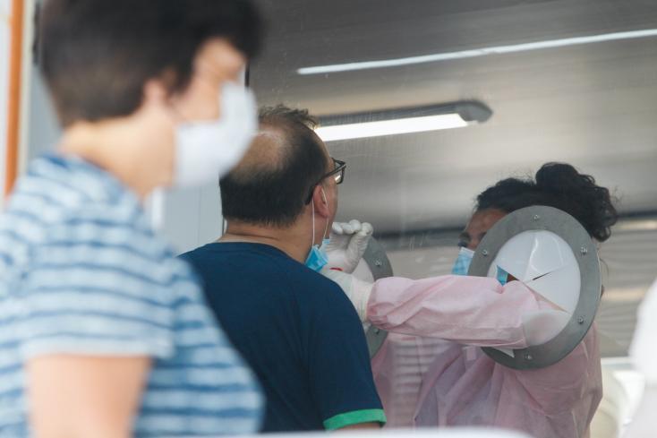 V nedeľu pribudol jeden nový prípad ochorenia COVID-19
