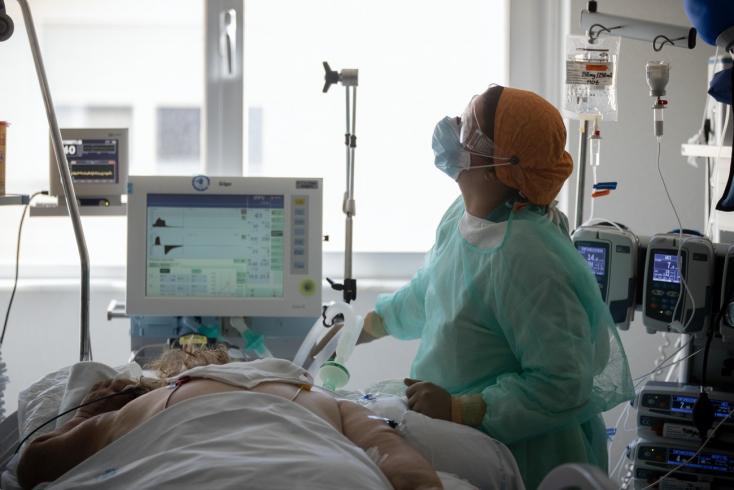 M. Krajčí: Počet hospitalizovaných sa udržuje približne na čísle 1800