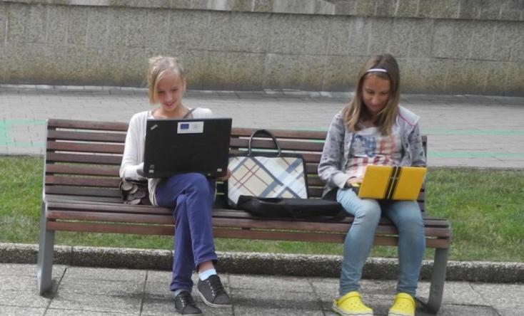 V centre Komárna bude dostupnejší bezplatný internet