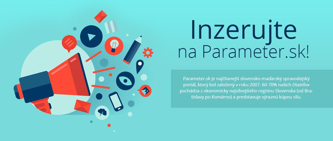 Náš aktuálny cenník - Inzerujte na Parameter.sk